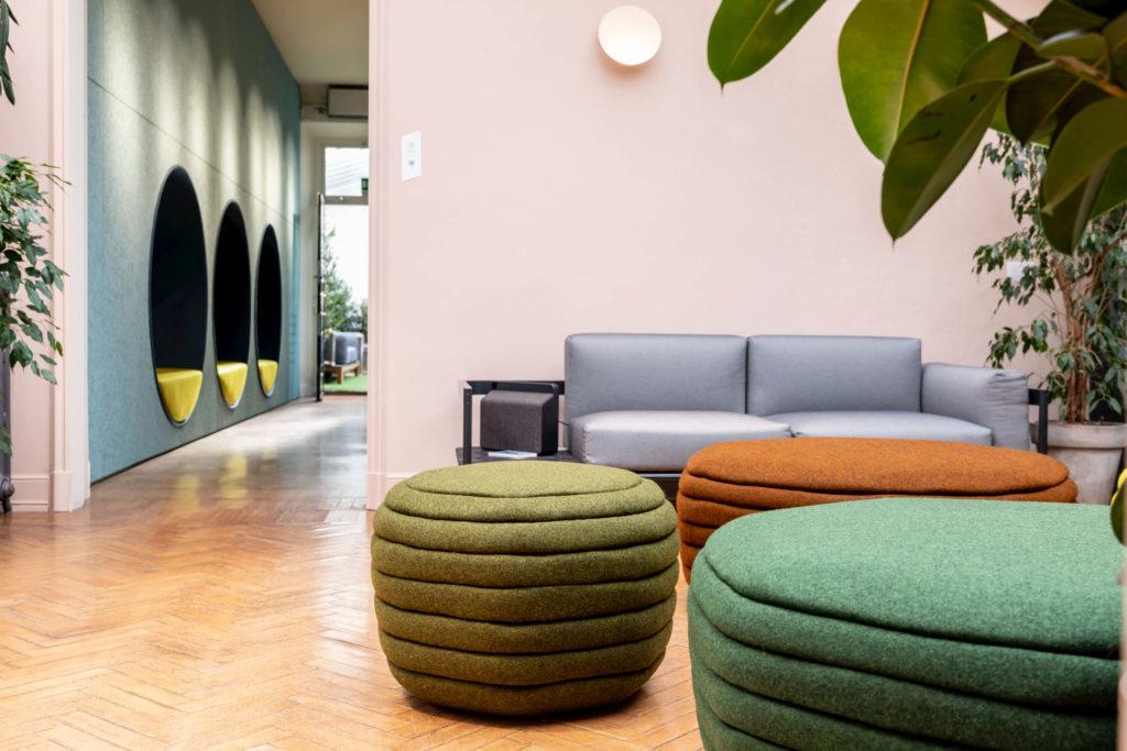 Archiproducts Milano  Cromie e giochi tridimensionali